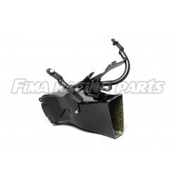 CBR 600 13- Alu Verkleidungshalter mit Luftkanal