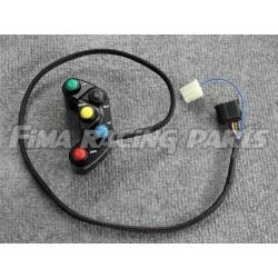 R1 15-16 Lenkerschalter links Yamaha