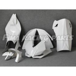 RSV 4 09-12 Rennverkleidungssatz GFK Premium Aprilia
