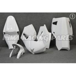 Rennverkleidungssatz GFK Honda CBR 600 RR / 13-