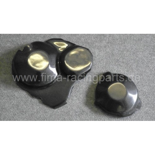 Carbon-Motorschutz komplett CBR600 03-06