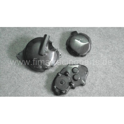 Carbon-Motorschutz komplett ZX10 R 06-07