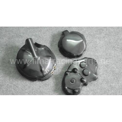 Carbon-Motorschutz komplett ZX10 R 08-10
