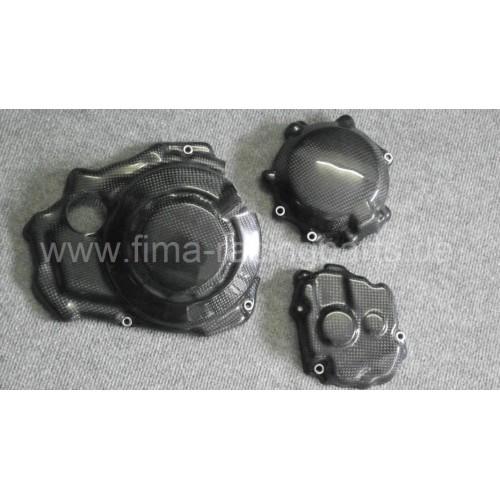 Carbon-Motorschutz komplett ZX10 R 11-15