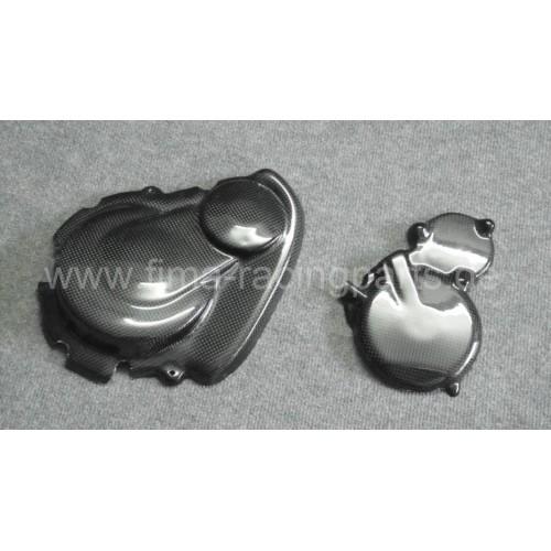 Carbon-Motorschutz komplett GSXR 600/750 06-07