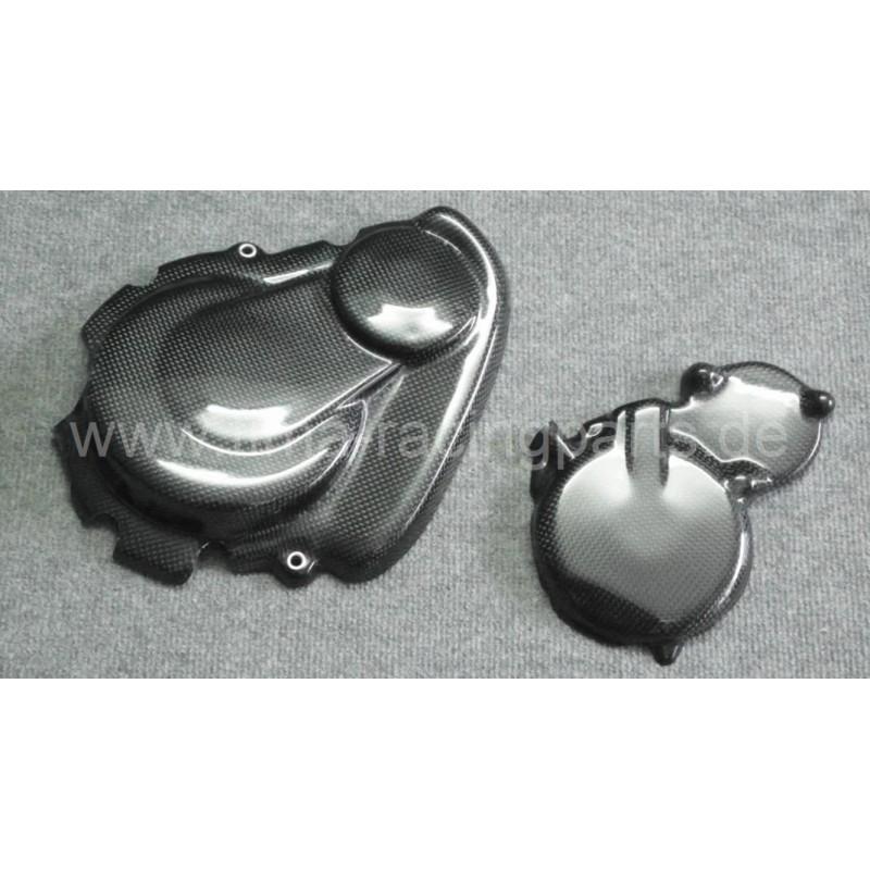 Carbon-Motorschutz komplett GSXR 600/750 08-15