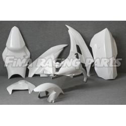 R6 06-07 Premium GFK Rennverkleidung Yamaha