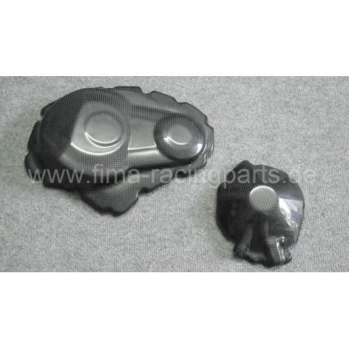Carbon-Motorschutz komplett GSXR 1000 09-15