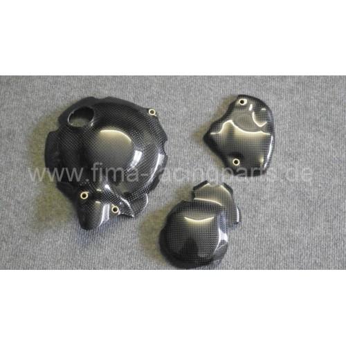 Carbon-Motorschutz komplett R1 04-06