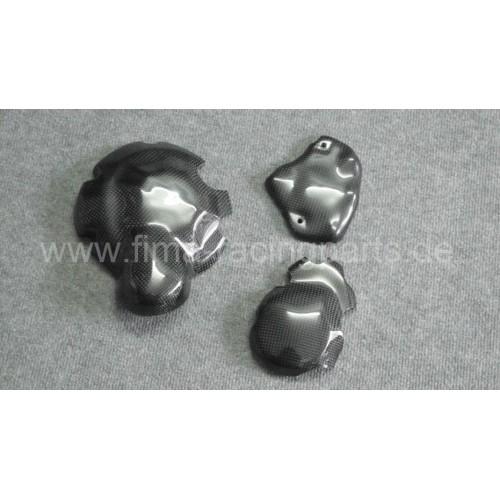 Carbon-Motorschutz komplett R1 07-08