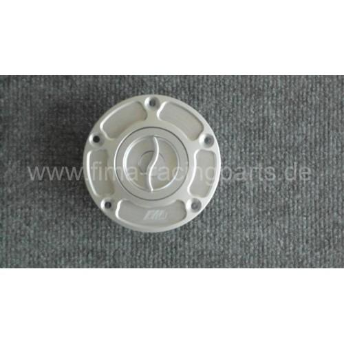Tankdeckel Ducati Panigale Silber
