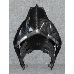 Ducati 848 1098 1198 Carbon Sitz glänzend