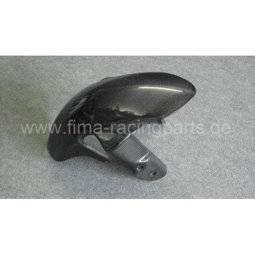 Carbon-Kotflügel vorne Suzuki GSXR 600-750 / 06-10