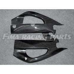 GSX-R 1000 09-16 swing protection Carbon Suzuki
