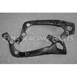 GSX-R 1000 09-16 frame protection Carbon Suzuki