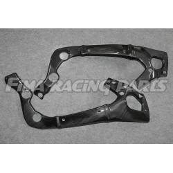 GSX-R 1000 09-16 frame protection Carbon Suzuki