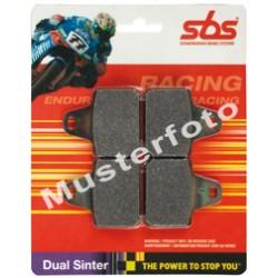 Bremsbelag SBS 634DS