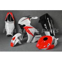 Honda CBR 1000 08-11mit ABS lackierte Rennverkleidung Design 23