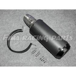 Auspuff 60mm Universal