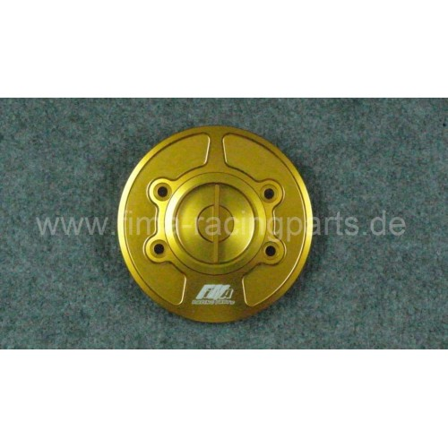 Tankdeckel BMW S1000 RR / gold