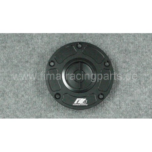 Tankdeckel Ducati Panigale / schwarz