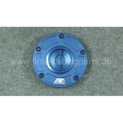 Tankdeckel Ducati Panigale / blau