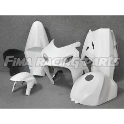 GSX-R 600/750 06-07 Premium Plus GFK racing fairing Suzuki