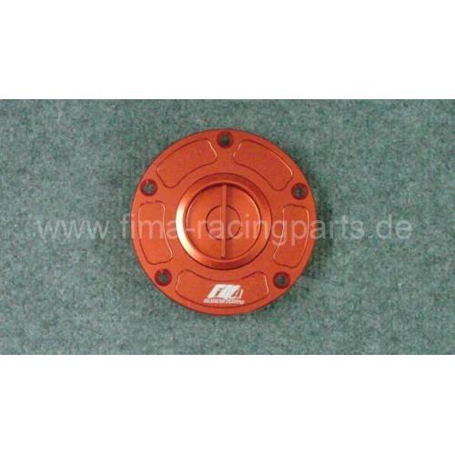 Tankdeckel Ducati Panigale / rot
