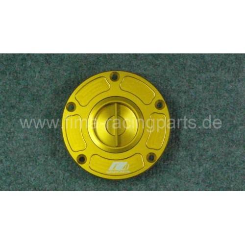 Tankdeckel Ducati Panigale / gold
