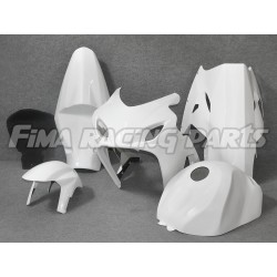 GSX-R 600/750 06-07 Premium Plus GFK racing fairing Suzuki