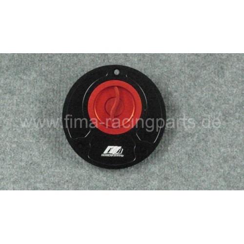 Tankdeckel Yamaha / rot