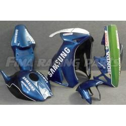 Honda CBR 1000 12-16 lackierte Rennverkleidung Design 11