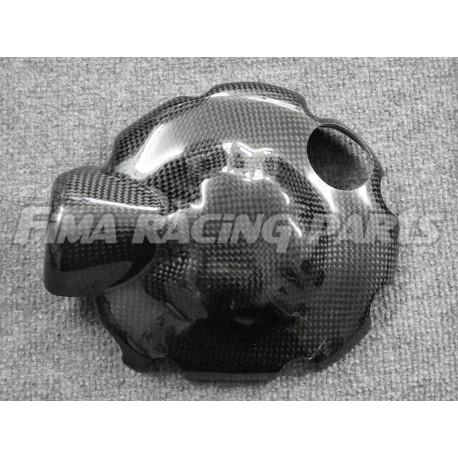 Yamaha R6 06-17 Carbon Kupplungsdeckel
