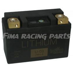 Batterie intAct HJTX9H-FP, 12,8V/4AH (Maße: 134x65x92)