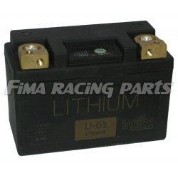 Battery YUASA YTZ10S, 12V/8,6AH (Maße: 150x87x93)