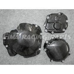 ZX-10R 16-17 frame protection small Carbon Kawasaki