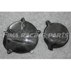 RC 8 Motorschutz Carbon KTM