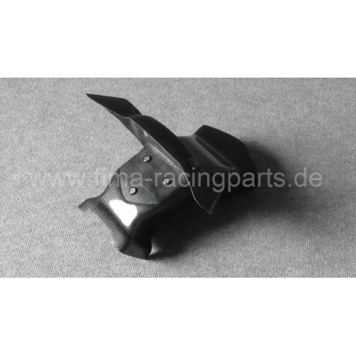 Carbon-Ram Air Kanal mit Halter Yamaha R1 15-16