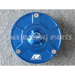 Tankdeckel Aprilia RSV 4 / blau