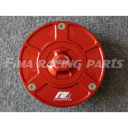 filler cap Aprilia RSV 4 red