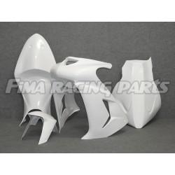 ZX-10R 04-05 racing fairing kit GFK Kawasaki