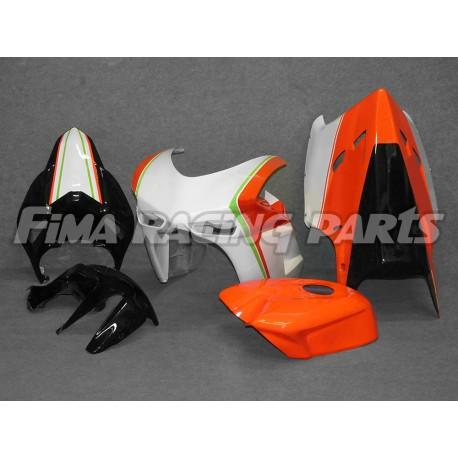 Design 009 Lackierbeispiel Ducati