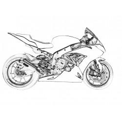 Design 000 Lackierbeispiel BMW
