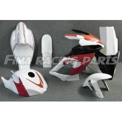 Design 004 Lackierbeispiel Suzuki