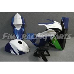Design 010 Lackierbeispiel Suzuki