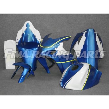 Design 066 Lackierbeispiel Suzuki