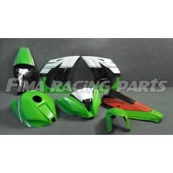 Design 011 Lackierbeispiel Kawasaki
