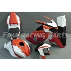 Design 005 Lackierbeispiel Suzuki