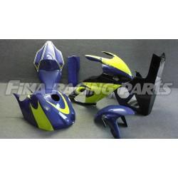 Design 007 Lackierbeispiel Suzuki