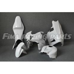 CBR 600 RR 09-12 Premium GFK lackiert Rennverkleidung für Honda